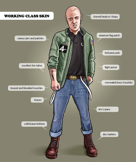 1es Fashionistas Skinheads Punks And Stereotypes Sharp Video To Finish Bee O 39 Clock